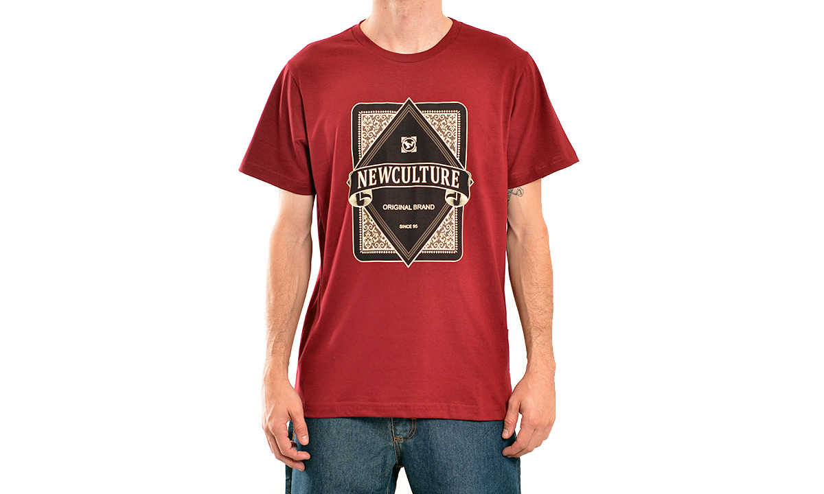 ... Camiseta New Skate – Newcard. Promoção! 1dba7fa939a